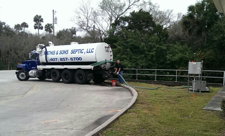 """Green"" Septic Cleaning"