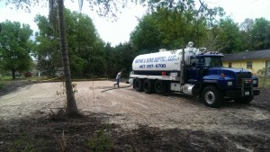 Septic Contractor, Orlando FL