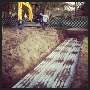 Drain Field Systems